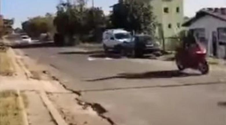 """Бургаският """"Супермен"""", влязъл в гонка с ченгетата, го загази здраво"""
