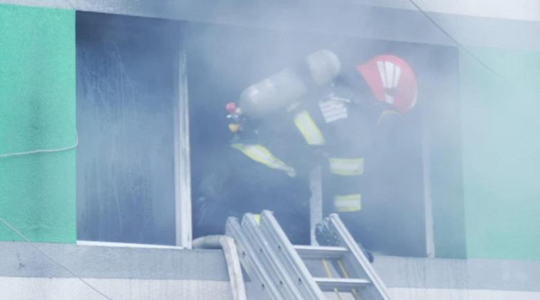 Смъртоносен пожар в болница в Румъния